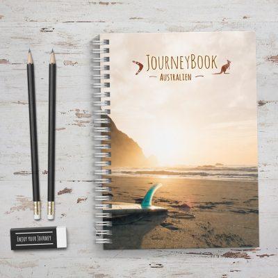 JourneyBook – Australien