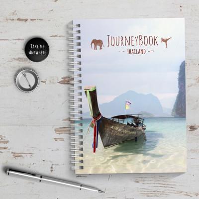 JourneyBook – Thailand