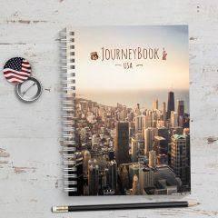Weihnachtsgeschenk Idee für USA-Reisende oder zum selberschreiben