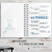 Reisetagebuch für die USA - mit Dingen die Du noch nicht wusstest