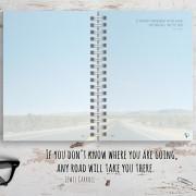 Reisetagebuch für USA mit kleinen Challenges