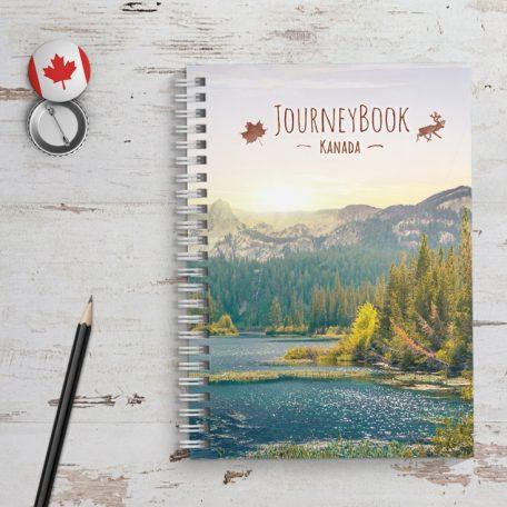 Weihnachtsgeschenk für Adventskalender Kanada Reise