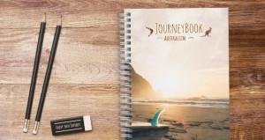 Reisetagebuch zum selberschreiben oder als Abschiedsgeschenk