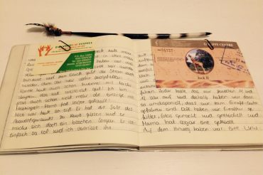 Blick ins Reisetagebuch #02