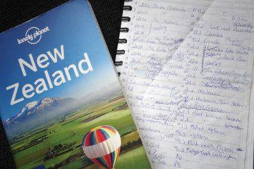 Blick ins Reisetagebuch #05