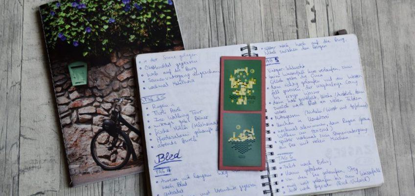Blick ins Reisetagebuch #06