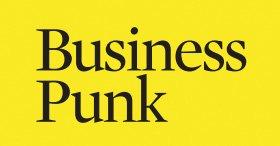 businesspunk zeitschrift logo