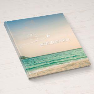 Hochzeitsgeschenk - Reisetagebuch für die Flitterwochen