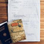 reisenotizen und erinnerungen aufschreiben
