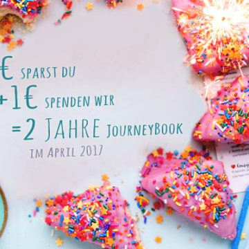 2 Jahre JourneyBook