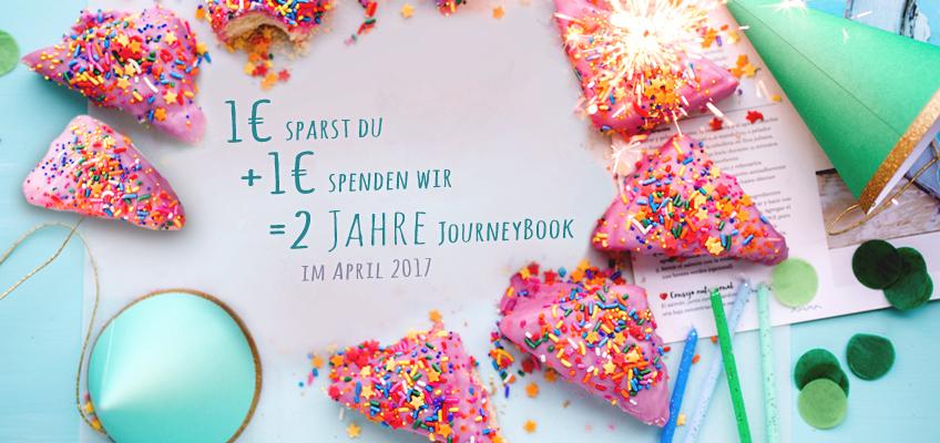 2 Jahre JourneyBook