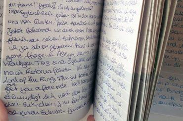 Die Magie deines Reisetagebuchs