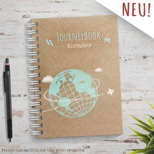 Weltreise – Reisetagebuch