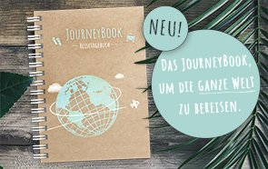 Reisetagebuch JourneyBook - Weltreise für weltenbummler