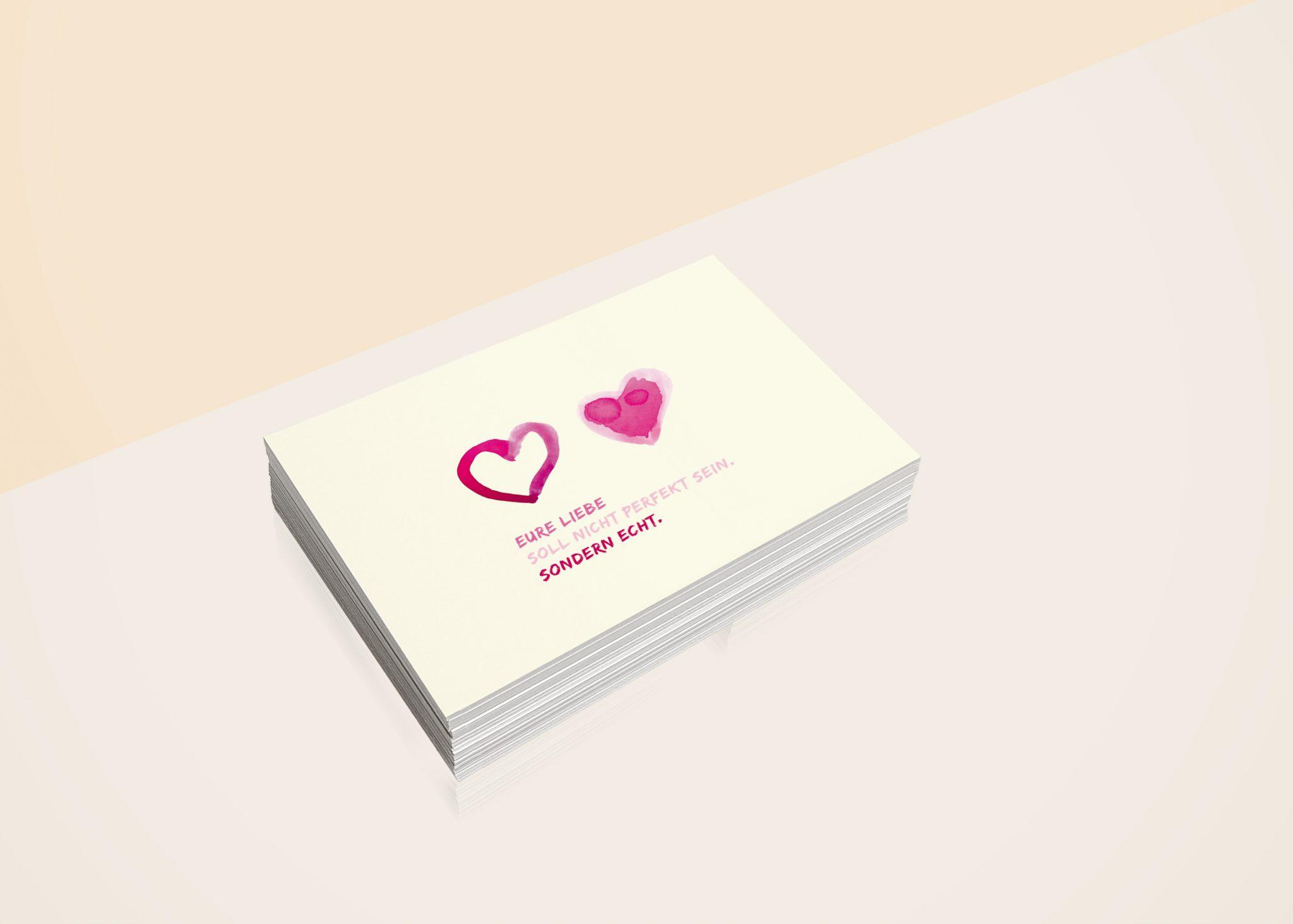 52 postkarten im set als liebevoll gestaltetes hochzeitsgeschenk hochzeitsspiel. Black Bedroom Furniture Sets. Home Design Ideas